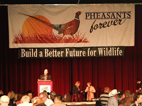 Pheasants Fundraising Banquet