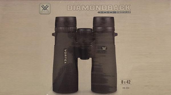 Diamondback Binoculars Banquet Donation