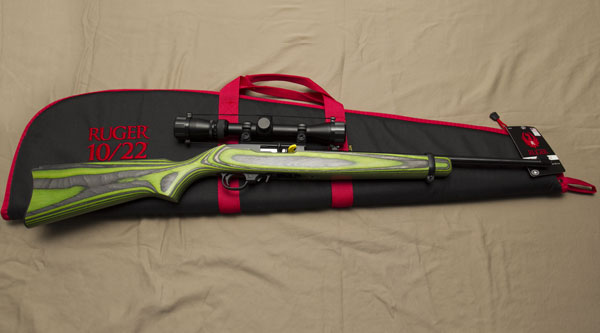 Ruger 10/22 Banquet Donation