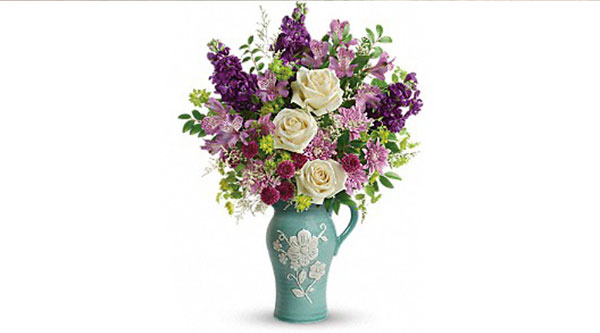 Teleflora's Artisanal Beauty Bouquet Banquet Donation