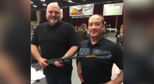 Browning BPS Shotgun Winner
